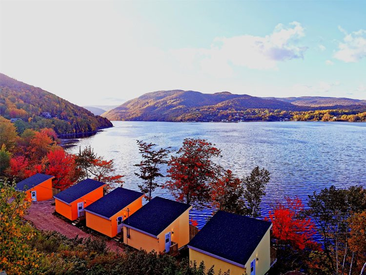 Knotty Pine Cottages - Cabot Trail