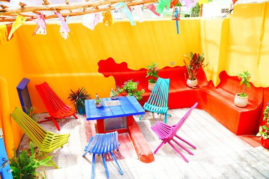 Hostel Candelaria in Valladolid Mexico