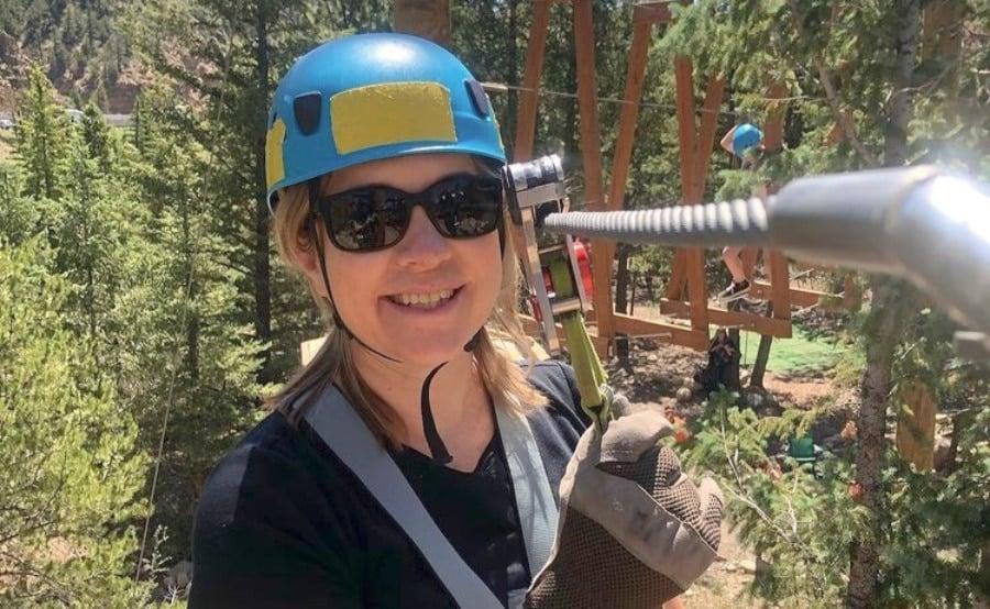 Profile photo of travel writer Laura Falin