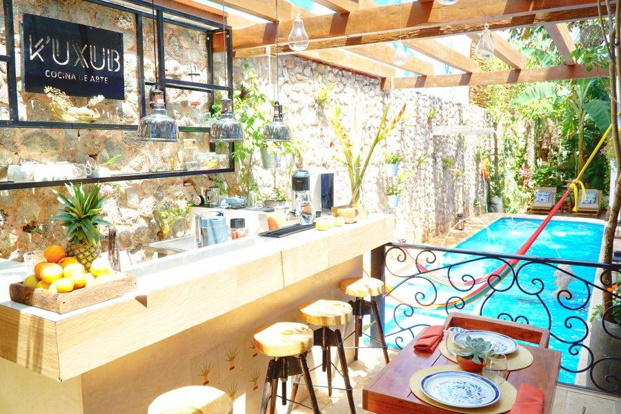 Le Muuch Hotel in Valladolid Mexico