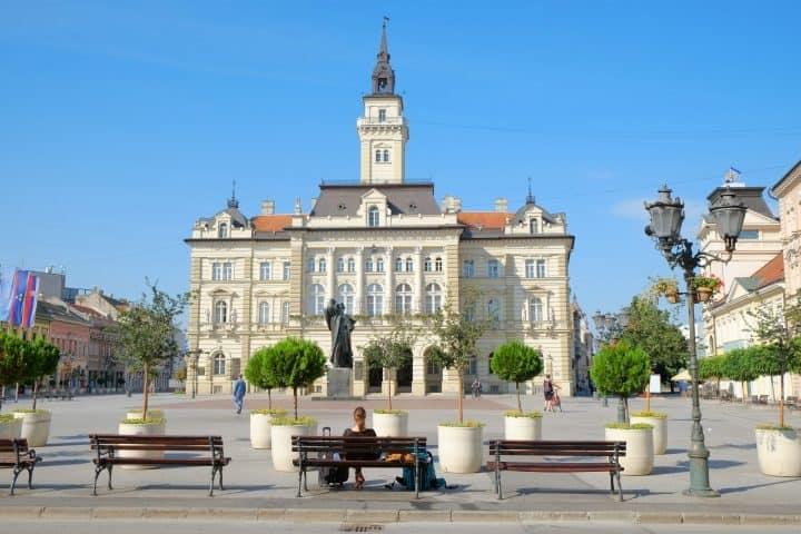 Things to do in Novia Sad