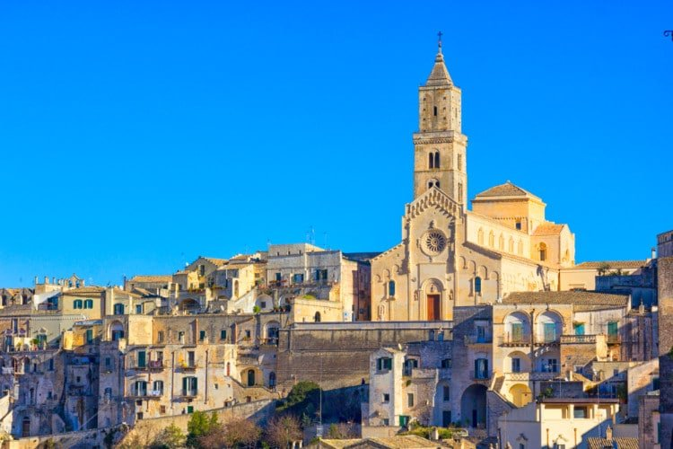The Matera Cathedral
