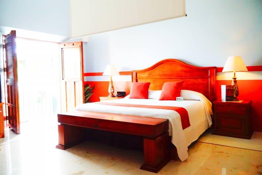 Hotel Meson del Marques in Valladolid Mexico