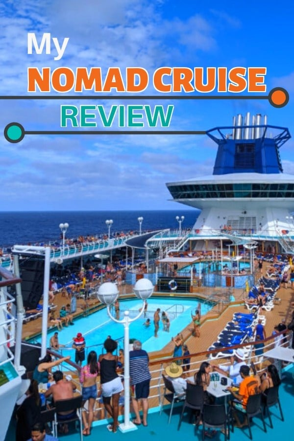 I finally took the #NomadCruise. Was it worth it though? If you're a #DigitalNomad—or even if you're just starting out, have a look at this thorough and unbiased #review to know what the Nomad Cruise is, what I liked about it and didn't, how the Nomad Cruise could improve, and lastly, to find out if the Nomad Cruise is right for you.