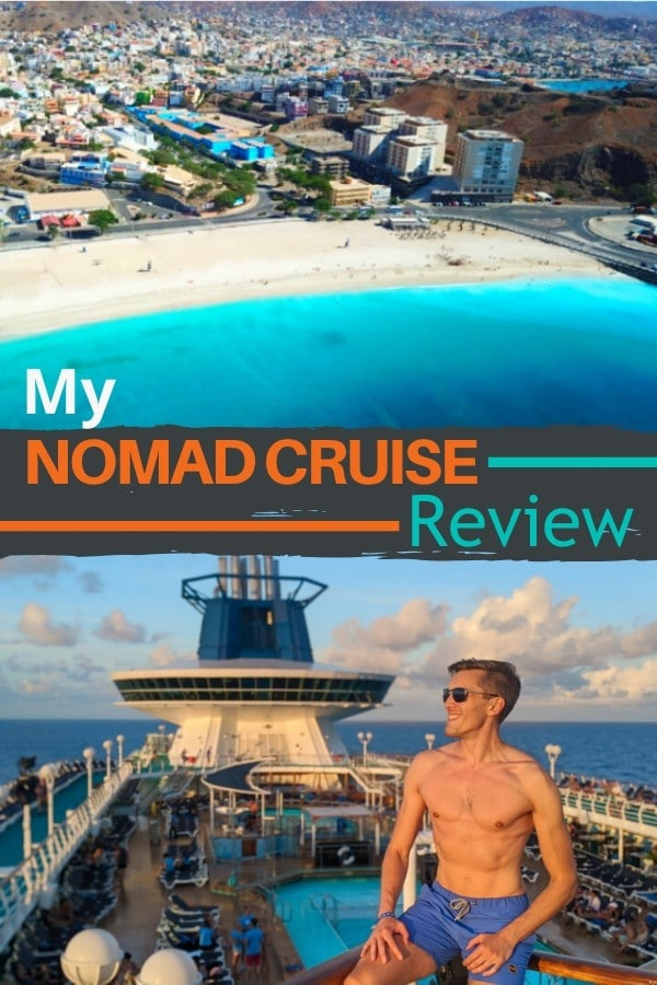 After years of being a #DigitalNomad and avoiding the #NomadCruise due to skepticism, I finally decided to join #NomadCruise 9 . Find out through my in-depth and unbiased #review if the Nomad Cruise is something you ought to try out. I've included details such as what to expect, activities, the pros and the cons.