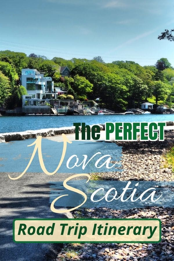 #Canada's #NovaScotia is the perfect place to plan for a week-long #RoadTrip. In this comprehensive #TravelGuide, we have provided an #Itinerary you can follow as you travel along the Lighthouse Route, The Fundy Coastal Drive, and the Evangeline Trail, and then back to #Halifax. As a bonus, we included some practical road trip tips and answers to FAQs.