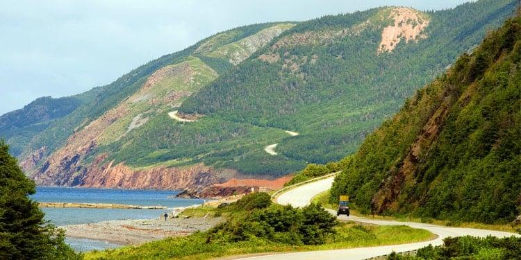 Perfect Nova Scotia Road Trip