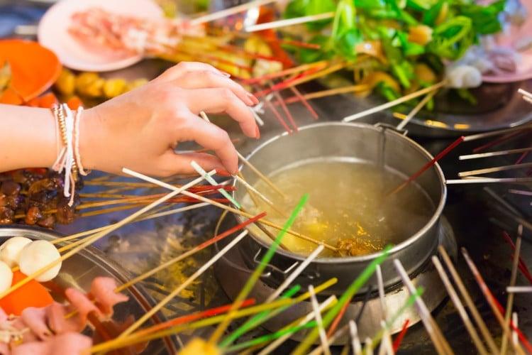 Street Food in Penang Malaysia