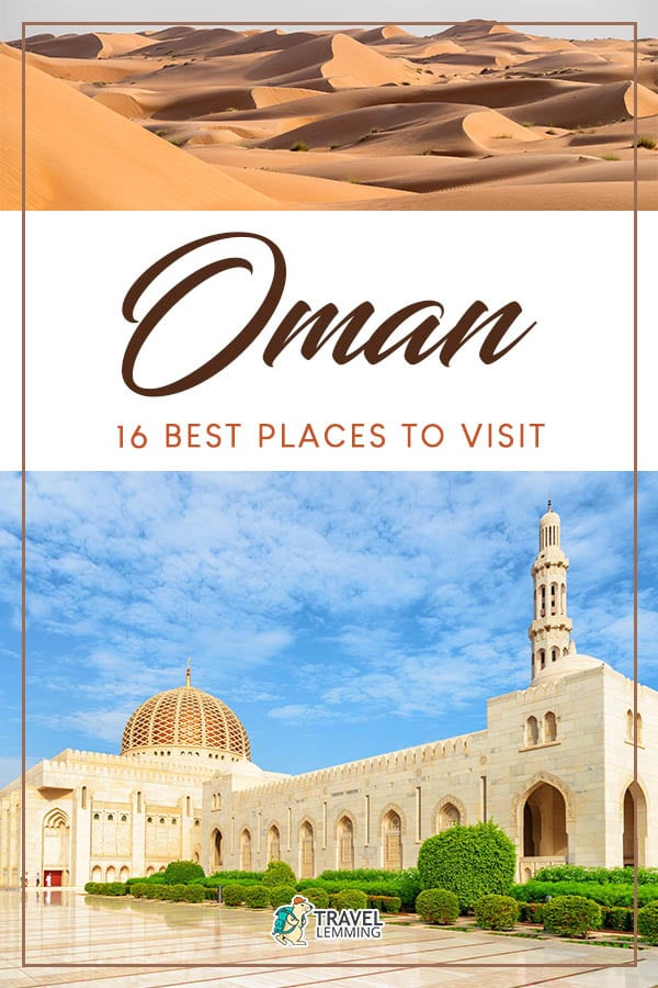 Oman is often referred to as the hidden gem of the #MiddleEast. And indeed, it is hidden. Although it is the oldest independent Arab state in the world, #Oman has mostly remained off the tourist trail. To know the #BestPlacesToVisit in Oman, browse through our #TravelGuide and check out our local writer's very own recommendations!