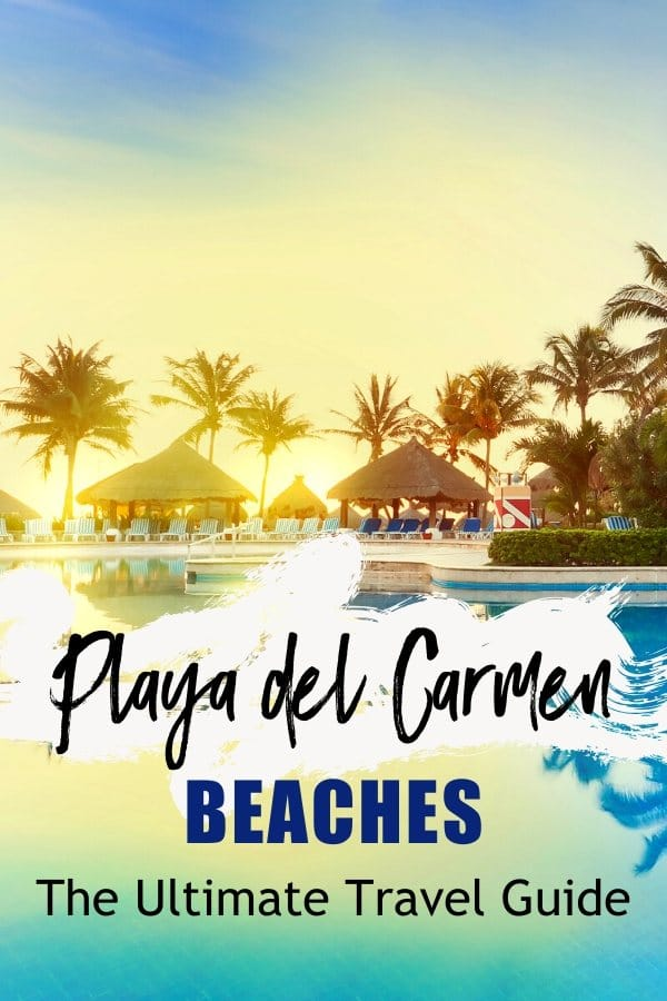 Don't know which among the many #PlayaDelCarmen beaches to choose from? Fret not. This #UltimateTravelGuide has got you covered. If you're looking to join activities such as horseshoes and volleyball, try out the #Calle2 Beach. If you prefer privacy and a wide-open space, then the #PlayacarBeach might be your best bet. As a bonus, we have also included a list of the best Playa del Carmen Beach Clubs and some practical tips for visiting these beautiful beaches.