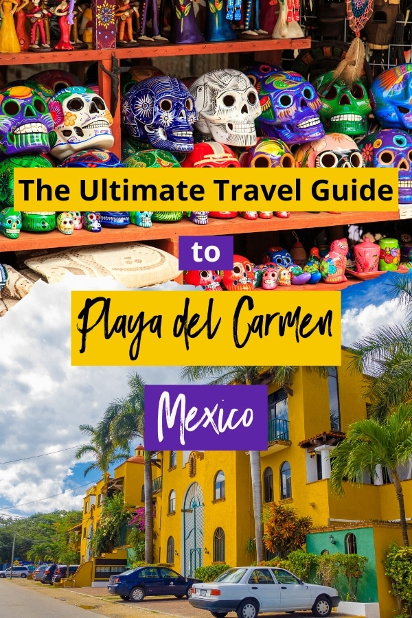 Looking for things to do in #PlayaDelCarmen #Mexico? From relaxing on Playacar Beach to visiting a few cenotes, from discovering the best nightlife in Playa del Carmen to strolling along #LaQuintaAvenida or #5thAvenue, this #TravelGuide has got you covered. It also includes several tips such as the best restaurants, and where to stay.