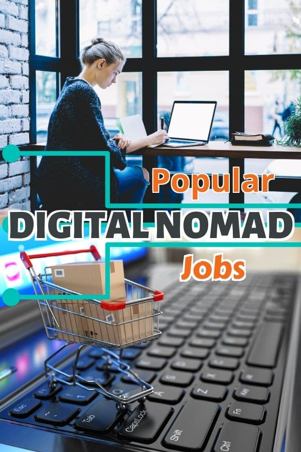 Want to know what sort of jobs you can take on as a #DigitalNomad? There's definitely a lot of opportunities depending on your skill set. We've pulled together this epic guide that lists the most popular digital nomad jobs out there. Additionally, this guide also answers the question of what a digital nomad is and includes information on how you can start your own digital nomad career.