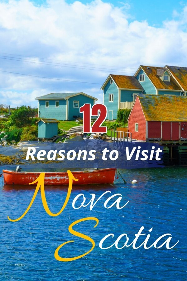 #NovaScotia was recently voted as a top #EmergingDestination—and for good reason! In this article, you'll get to know 12 reasons as to why you should visit this #Canadian province. Whether you're an adventurous traveler, a wine-lover, or a history and culture enthusiast, there is definitely something for you to enjoy in Nova Scotia.