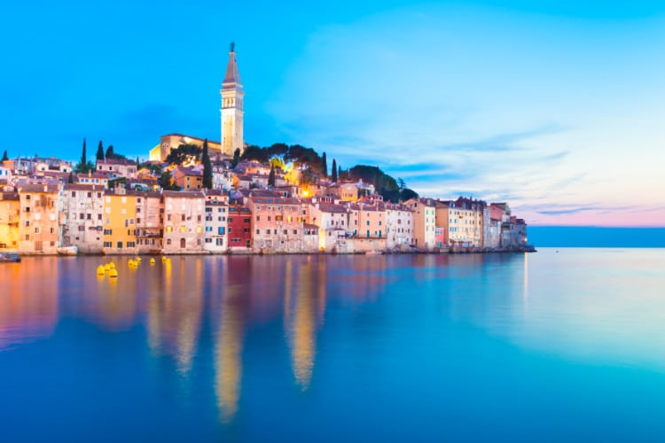 Rovinj, a top thing to do in Croatia