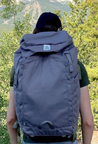 The Backpacker by Salkan