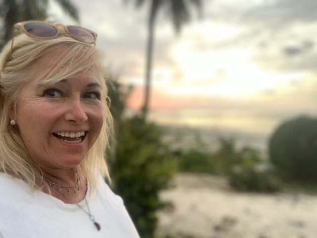 Our writer on the Cook Islands