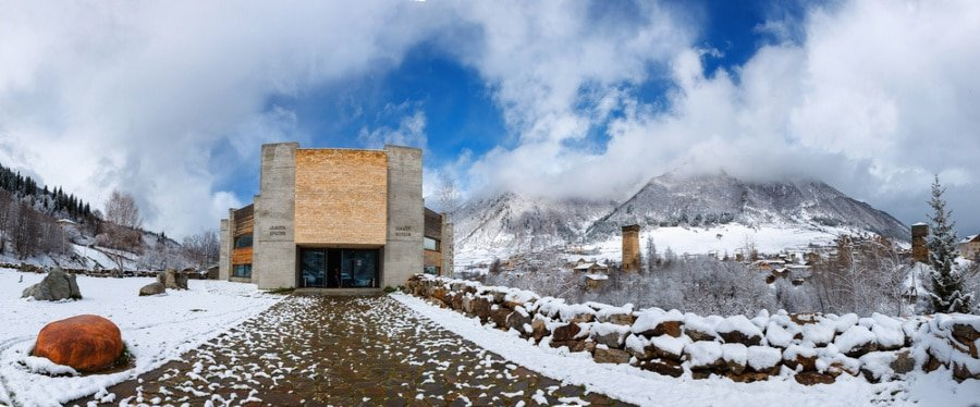 The Svaneti Museum of History and Ethnography