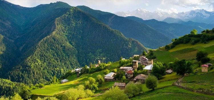 Svaneti Georgia Ultimate Travel Guide