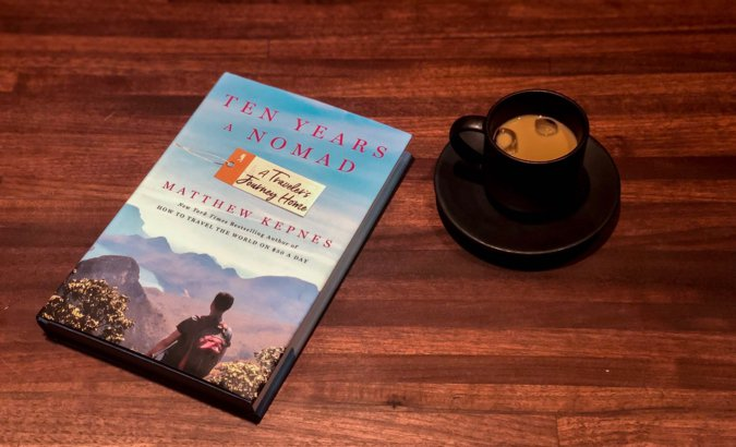 Ten Years a Nomad Book Review
