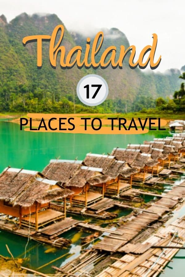 Already been to #Thailand but looking for different places to visit other than the popular #Phuket and #Bangkok? Or maybe it's your first time visiting the Land of the Smiles and you're not sure where to start. Fret not. This #TravelGuide will walk you through 17 Thailand destinations that you can visit including #ChiangMai and #KoChang, amongst many others.