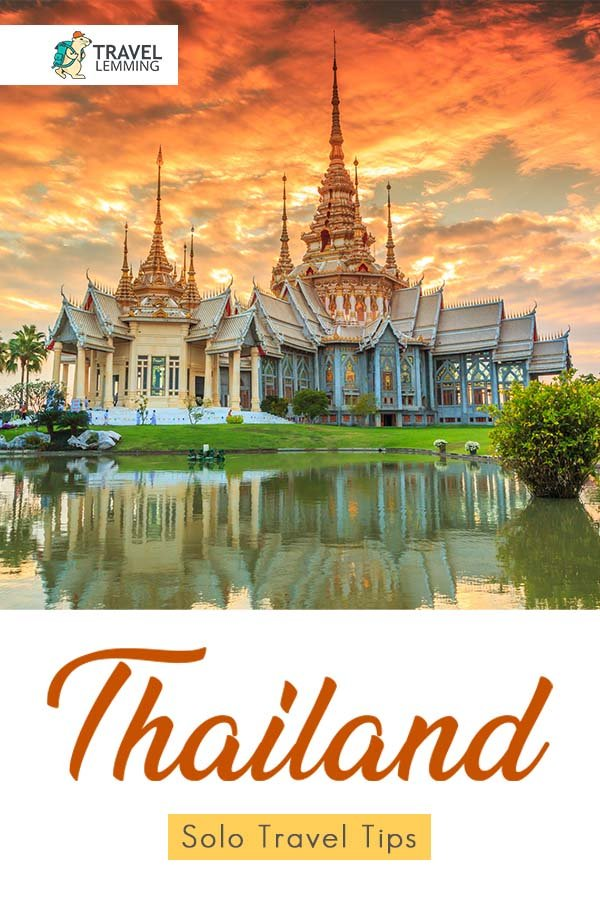 Got plans to travel to #Thailand soon? Should you go solo or travel in a group? Browse through this article of 15 things you should know about solo travel in Thailand and let us help you decide. We cover topics such as safety, transport, and other practical tips. #SoutheastAsia #Bangkok #SoloTravel #TravelTips