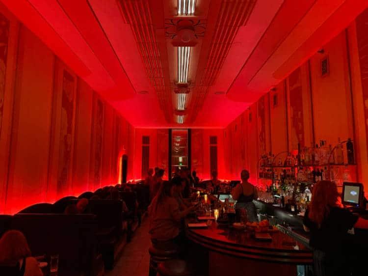 The Cruise Room Bar