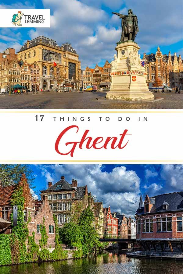 The medieval architecture of the old town of #Ghent #Belgium is filled with history and a vibrant life that gives you plenty of activities to do in Ghent. Whether it's the local nightlife of #Overpoort or the simple but delightful #Belgian delicacies, there's a ton of #ThingsToDo in Ghent to keep the wandering soul busy for any length of stay. Check out our #TravelGuide to know more.