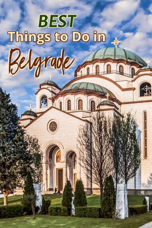 Are you looking for unique and fun #ThingsToDo in #Belgrade #Serbia? In this #TravelGuide, you will discover the best local food, activities that other tourists usually miss out on, where to stay, and answers to a few common questions that first-time Belgrade travelers would ask.