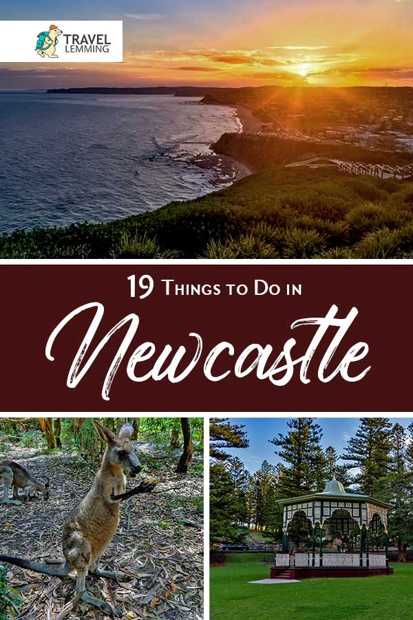 Deciding on the best #ThingsToDo in #Newcastle #Australia can be incredibly difficult if you don't know what it has to offer, so go ahead and browse through this comprehensive list to find out where to get the best history lessons and beautiful view of this wonderful #NewSouthWales city. And if you want to know where to hand feed wild kangaroos just outside of the city, then you won't want to miss out on No. 8! #TravelGuide