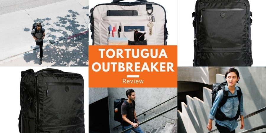 Tortuga Outbreaker Review