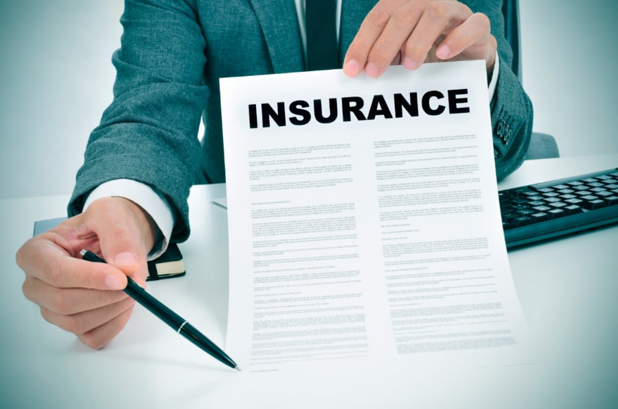 Travel insurance contract