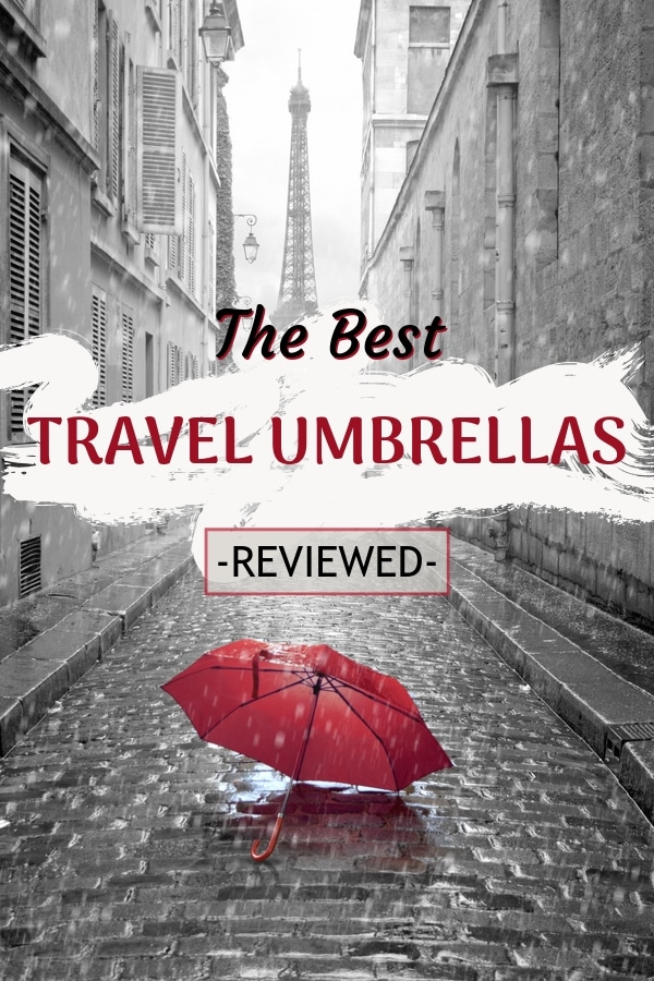Tired of chasing a flipped up, spidery umbrella through a downpour? Have you wasted too much money on a flimsy one? Fret not. Check out this guide on how to choose the best #TravelUmbrella. From finding one that has a sturdy skeleton and a lightweight, comfortable handle to knowing which one is worth your buck, we got you covered.