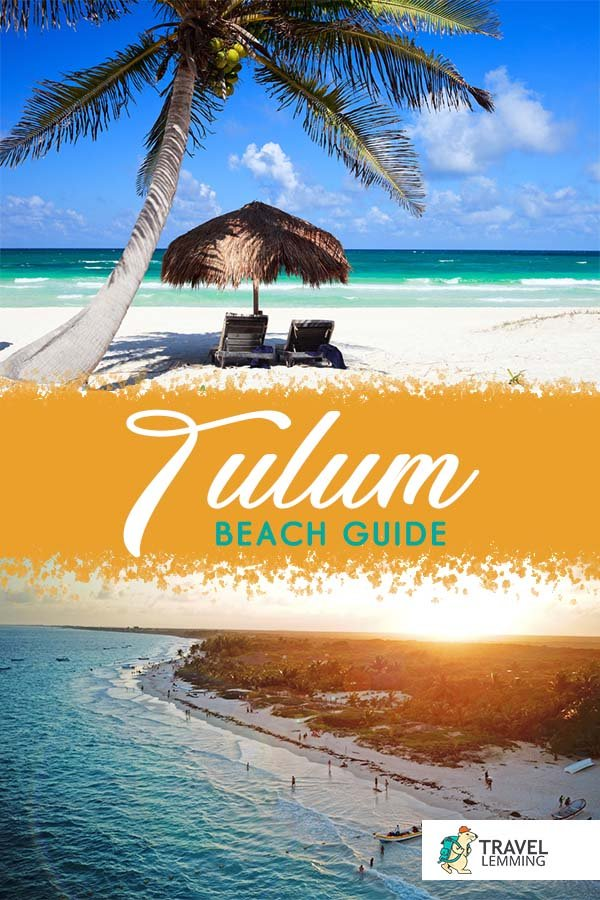 Eager to know what the best #Tulum beach is? There really is no easy answer, as it depends on preference. But you're sure to find the perfect Tulum beach for you by browsing through this comprehensive beach guide where you'll know the difference between the north and south beaches, or #Playa, as they call it. #Mexico