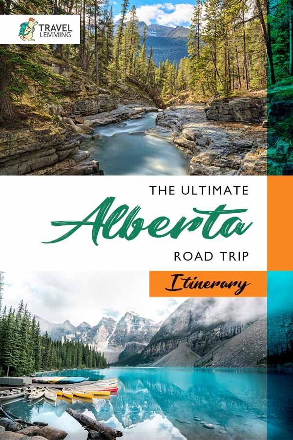 Got plans on going on a an #Alberta #RoadTrip any time soon? Check out our comprehensive #ItineraryGuide to know the best way of making the most out of your road trip adventure. There's advice on how to rent a car, what's it like to drive in Alberta, the best time of the year for your road trip, and so many more! #Canada #TravelGuide