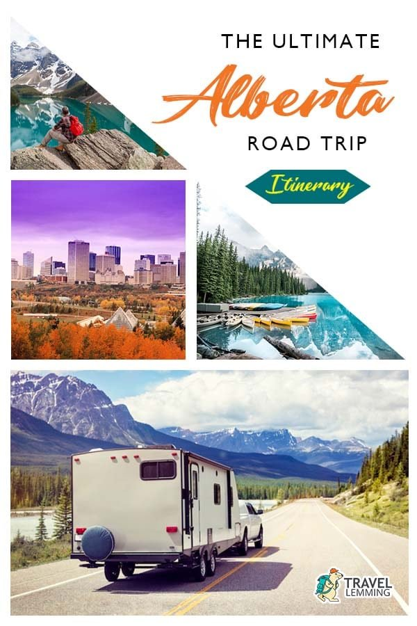 A place on the top of many traveler's bucket lists, #Alberta is full of mountains, badlands, and cities alike, and there is so much to explore and uncover. Which is why planning an Alberta #RoadTrip is the best way to see this scenic #Canadian province. Browse through our Ultimate Alberta Road Trip Itinerary to ensure you get the most out of your next great adventure!