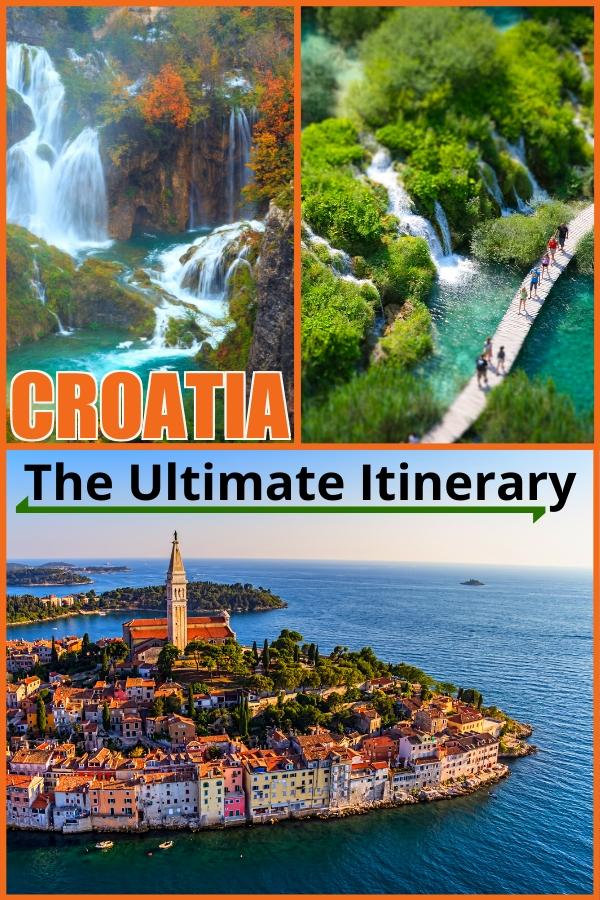 On the search for a comprehensive #itinerary for 7 days in #Croatia? If you follow this travel #guide, you'll be able to visit the best destinations Croatia has to offer. From walking the old city walls in #Dubrovnik to hitting some word-class beaches in #Hvar; from strolling along the Promenade in #Split to taking a day trip to #Plitvice Lakes #NationalPark, you're sure to experience one of your best vacations yet!