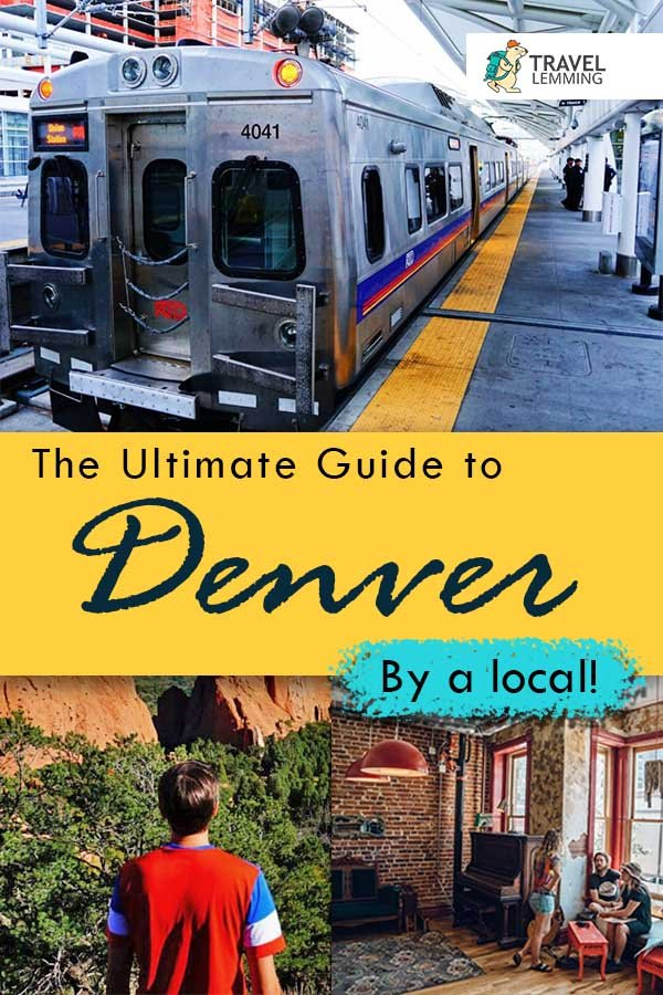 Looking for an ultimate #TravelGuide on the premier city in the entire #RockyMountain region? Then you've come to the right article! Browse through this comprehensive #Denver travel guide to know the top neighborhoods in Denver, #WhereToStay, best #ThingsToDo, #WhereToEat, and #PlacesToVist. As a bonus, we've also included information on the Denver nightlife, public transportation, #PackingList, and various practical tips to make the most out of your trip to Denver. #Colorado #TravelUSA