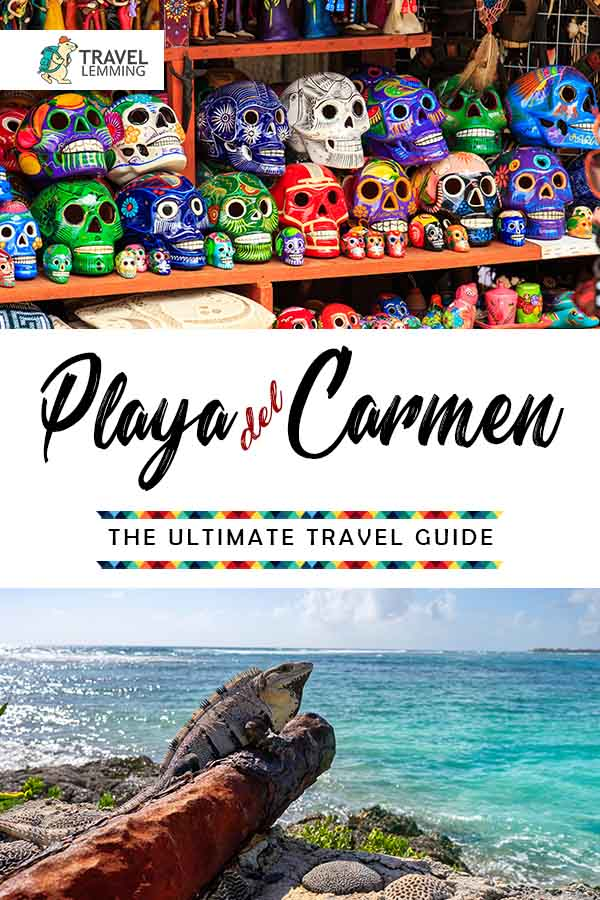 With spectacular beaches, beautiful nature, top-notch food, and some of the craziest nightlife around, #PlayaDelCarmen #Mexico is one of the coolest destinations on the #MayanRiviera. Browse through this ultimate #TravelGuide to Playa del Carmen and you'll soon realize that no matter what your style, you won't run out of day trips in Playa del Carmen or activities to try.