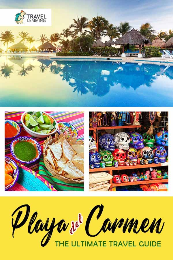 Planning a trip to #PlayaDelCarmen #Mexico any time soon? In this ultimate #TravelGuide, we'll walk you how to get to Playa, what to do, #WhereToStay, the best beaches in Playa del Carmen, and some helpful tips for traveling to Playa. You're sure to have a blast exploring one of the most interesting cities in the #Yucatan.