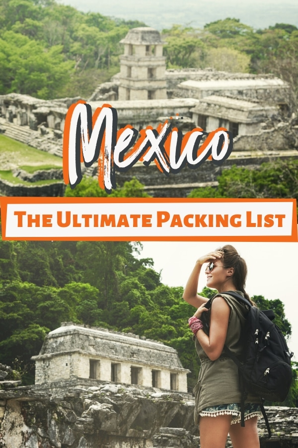 Looking for the ultimate #PackingList for your most anticipated trip to Mexico? This guide breaks down what you need to bring for different places you can visit—beautiful beaches, Mexico's wonderful cities, the desert and even the gorgeous mountains. There are also several extra tips included to make sure you're well prepared for your vacation!