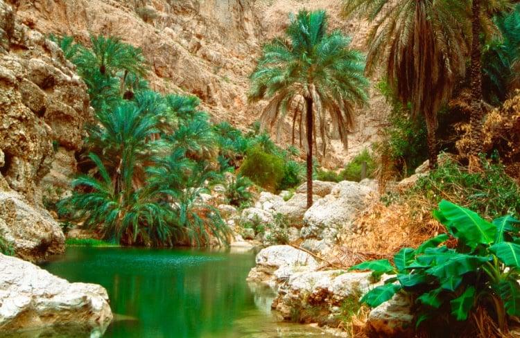 Wadi Shab, Oman Places to Visit
