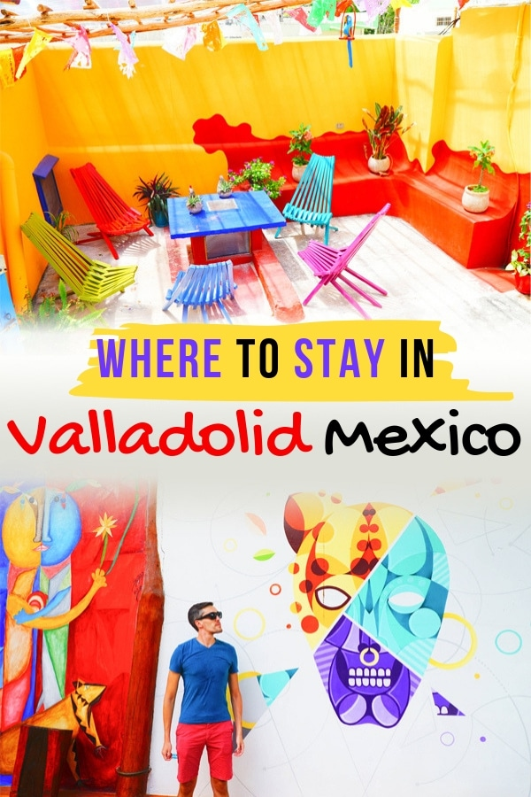 No idea yet on where to stay in #Valladolid #Mexico? No worries. Read through this guide to find out the best boutique hotels, budget hotels and hostels in Valladolid Mexico plus some bonus helpful tips.