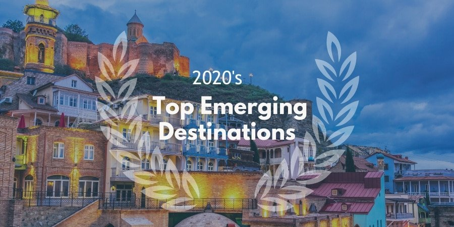 Best Places To Travel 2020.30 Emerging Travel Destinations For 2020 If You Want To