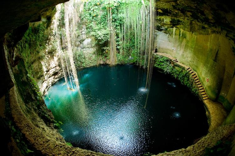 Ik-Kil Cenote, a great Playa del Carmen excursion