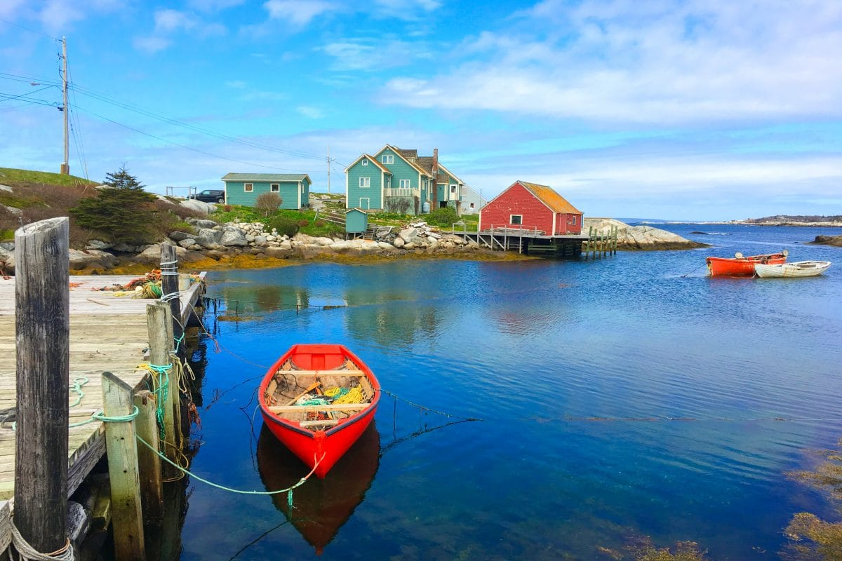 Nova Scotia, a top choice where to travel in 2020