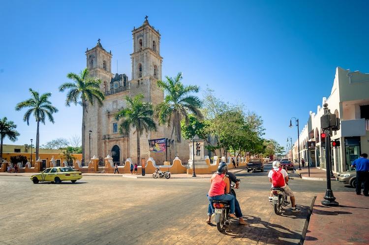 Valladolid Mexico